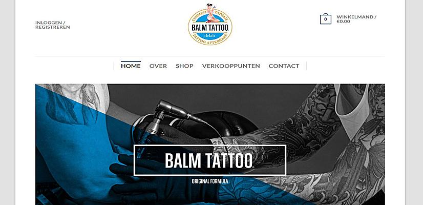 Balm Tattoo Benelux